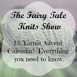 Yarn advent calendar