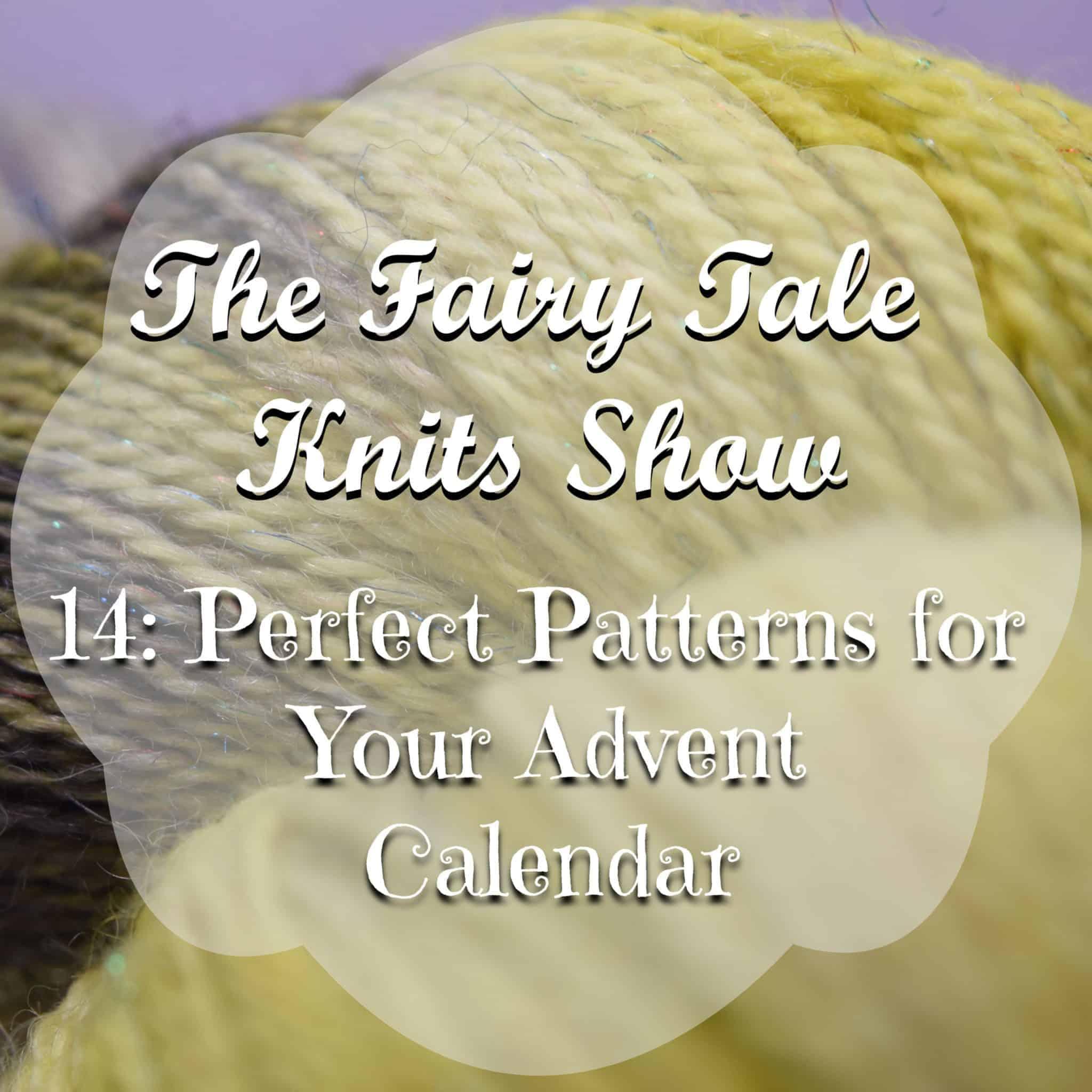 knitting crochet podcast, yarn podcast