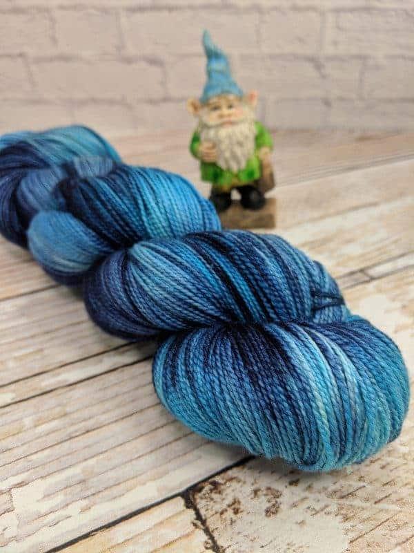 Crystal Fire shawl yarn