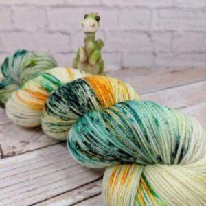 Speckle Herbology yarn