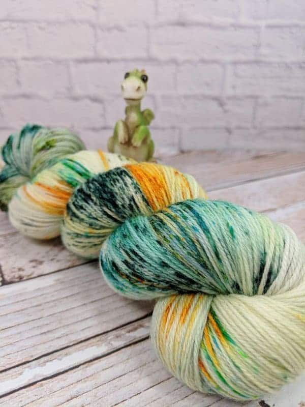 Speckle Herbology yarn
