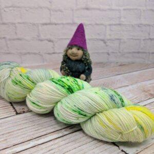 Harry Potter sock yarn