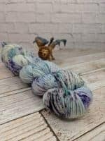 Cashmere cartoon yarn
