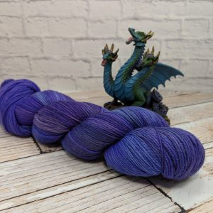 Video game cashmere yarn