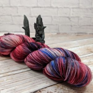Queen of Hearts Yarn