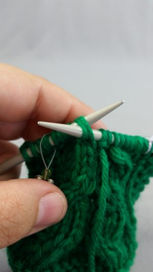 Cables Without A Cable Needle Tutorial Fairy Tale Knits
